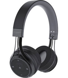 BlueAnt Pump Soul Wireless Headphones - Black