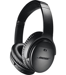 Bose QC35 QuietComfort 35 II Wireless Headphones - Black