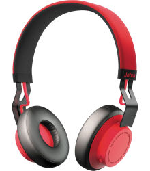 Jabra Move Wireless Headphones Red
