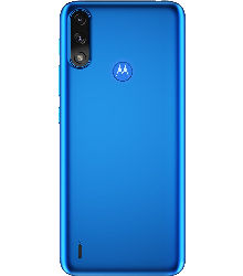 Motorola Moto E7 Power - Tahiti Blue