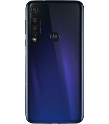 Motorola Moto G8 Plus - Cosmic Blue