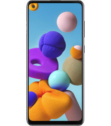 Samsung Galaxy A21s - Black
