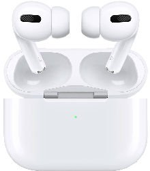 Apple AirPods Pro with Wireless Charging Case MWP22ZA/A -  White